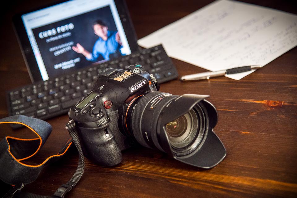 Cum stă treaba cu fotografia?