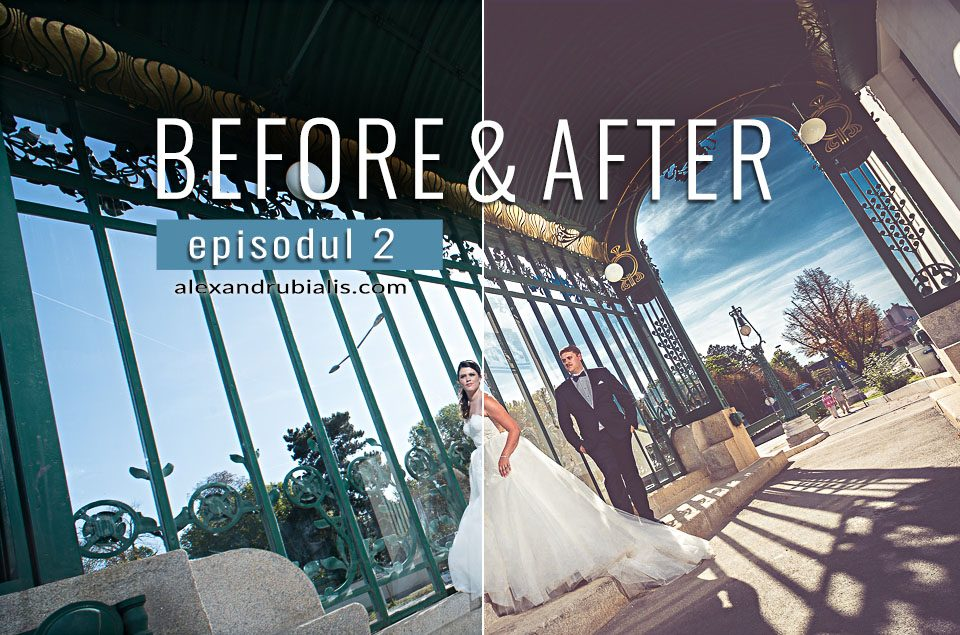 BEFORE & AFTER – episodul 2