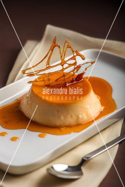 fotografie-culinara-Creme caramel