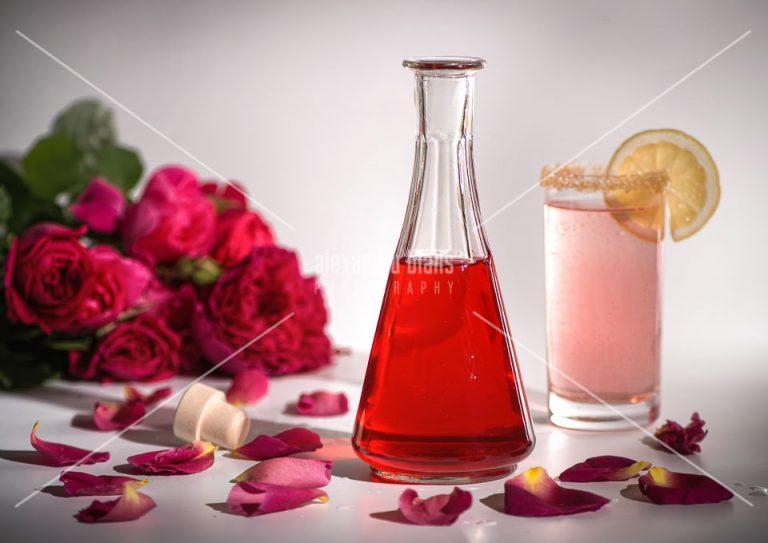 fotografie-culinara-Sirop de trandafiri