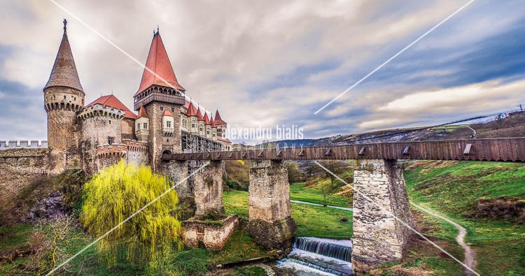 personal-work-Castelul Corvinilor-Hunedoara-Romania