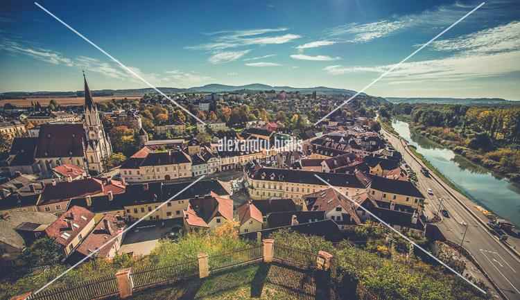 personal-work-Melk-Austria-panaorama view-01
